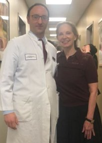 Dr. Filip Simunovic und Prof. Susan Mackinnon